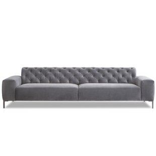 Boston Capitonné Sofa by Pianca USA