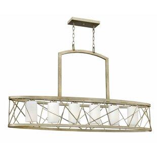Hinkley Lighting Nest 6-Light Kitchen Isl..
