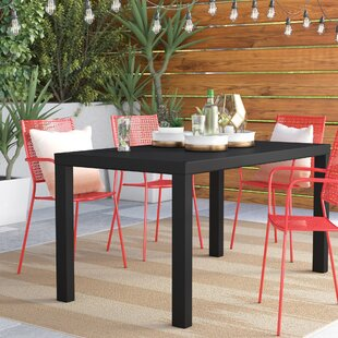 Find the perfect Nevarez Plastic Dining Table Compare prices