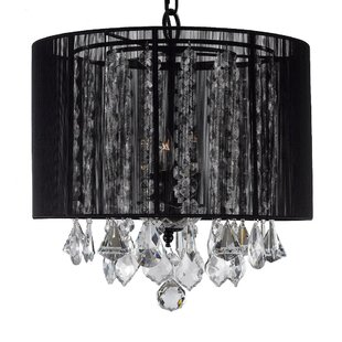 House of Hampton Cortland 3-Light Chandelier