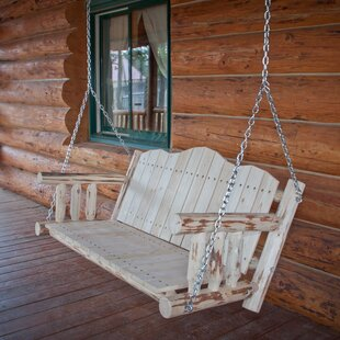 Abordale Porch Swing by Loon Peak