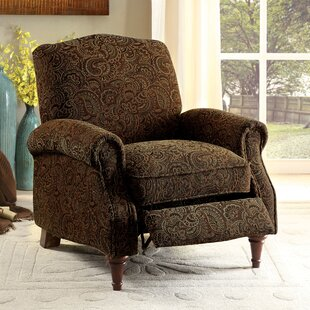 Hedda Manual Recliner Darby Home Co