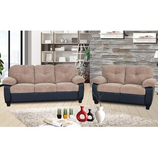 Talia 2 Piece Living Room Set ..
