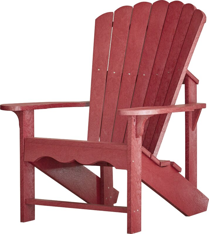 adirondack chairs reviews plastic outdoor heights wayfair pdx rosecliff patricia chair