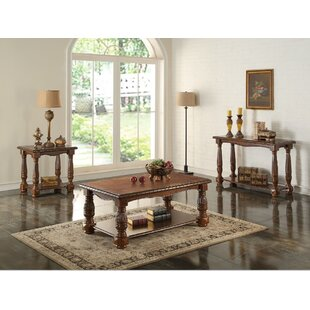 A&J Homes Studio Arnold 3 Piece Coffee Table Set