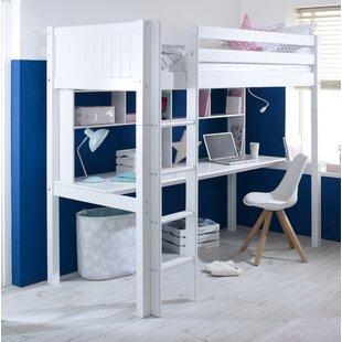Discount Booth European Single High Sleeper Bed