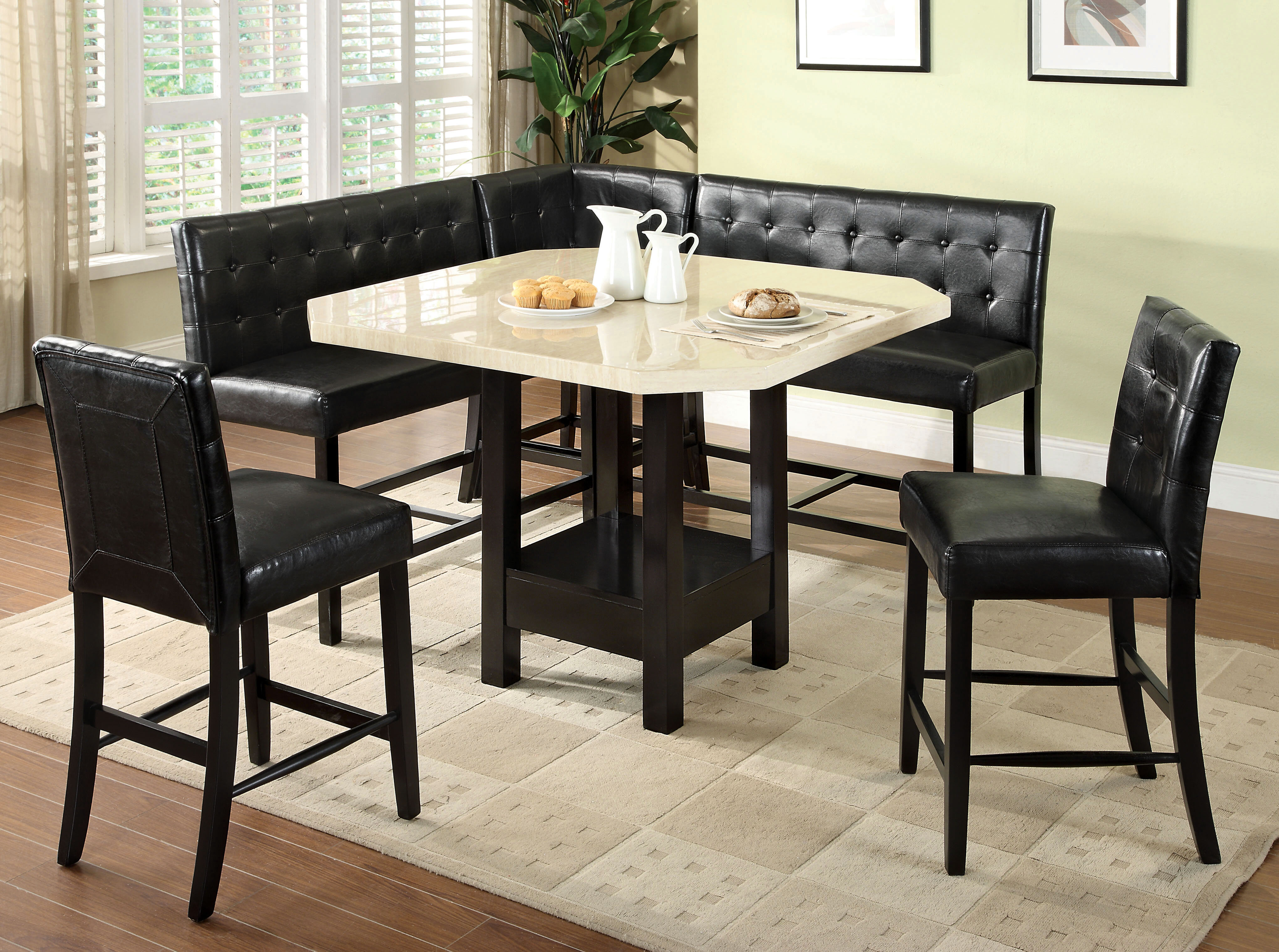 Budkov Counter Height Dining Table