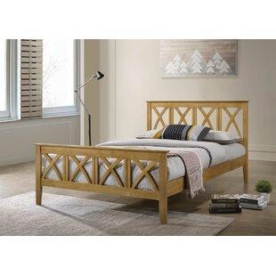 Leiser Bed Frame By Brambly Cottage