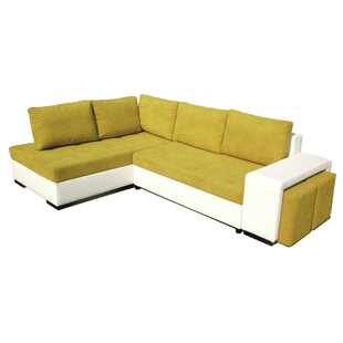 Santiago Corner Sofa Bed By Brayden Studio