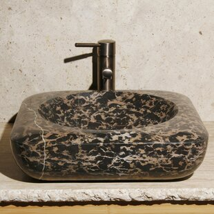 Shop For Stone Square Vessel Bathroom Sink By Allstone Group
