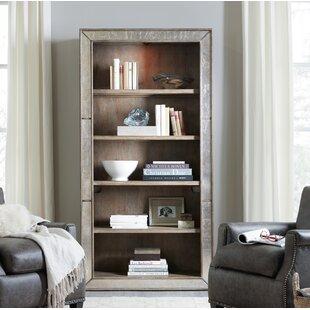 Rustic Glam Standard Bookcase Hooker Furniture