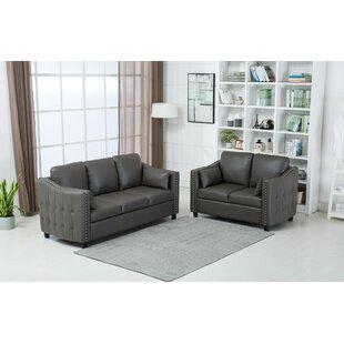 Palmea 2 Piece Living Room Set by Red Barrel Studio