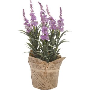 Floral Arrangements purple flower arrangements you'll love | wayfair