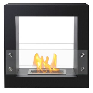 Lisbon Ethanol Fireplace by Ignis Products