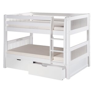 Isabelle Twin Bunk Bed with Storage by Viv + Rae