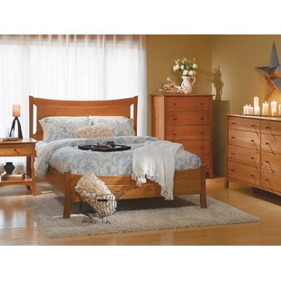 Wingfield Panel Bed