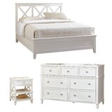 Anne Standard Bedroom Set by Birch Lane™ Heritage