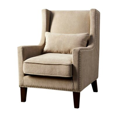 Microfiber Wingback Accent Chairs You Ll Love In 2019