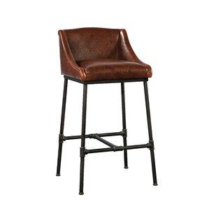 Pipe Iron Bar Stool by Furniture Classics LTD