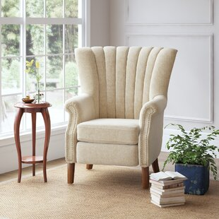 Marie Wingback Chair By Rosalind Wheeler