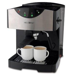 Pump Semi-Automatic Espresso Maker