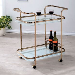Willa Arlo Interiors Laoise Bar Cart