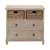 George 4 Drawer Accent Chest by Ophelia & Co.