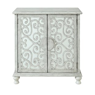 Cale 2 Door Accent Cabinet By Ophelia & Co.
