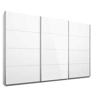 Katja 3 Door Sliding Wardrobe By Rauch