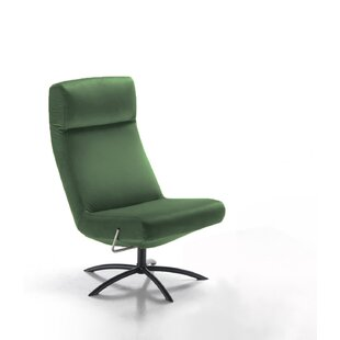 Dunmire Swivel Lounge Chair By Ebern Designs
