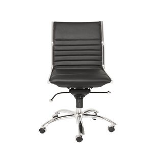 Wade Logan Rey Mid-Back Desk Chair