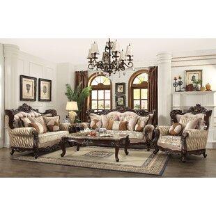 French Provincial Sofa Set | Wayfair