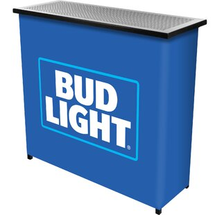 Trademark Global Budweiser Bud Light Bar