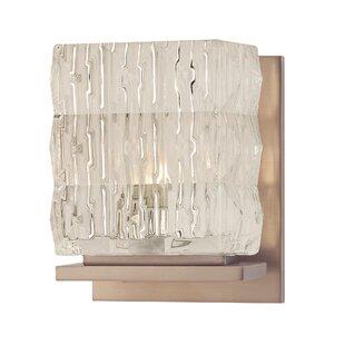 Willa Arlo Interiors Waymon 1-Light Bath Sconce