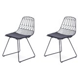 Trond Dining Chair (Set of 2) by Wrought Studio™