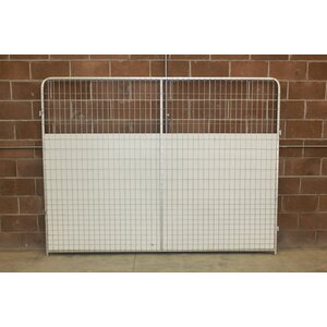 Anti - Fight Single Yard Kennel Panel Upgrade