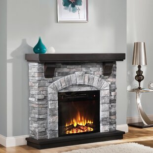 Manford Electric Fireplace By Loon Peak