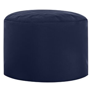 Dotcom Brava Pouf Ottoman by Sitting Point