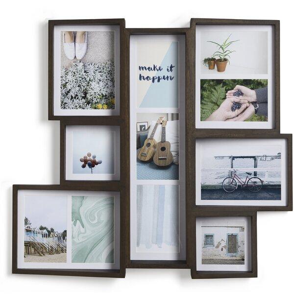 Umbra Edge Multi Photo Display Wall Picture Frame | Wayfair.co.uk
