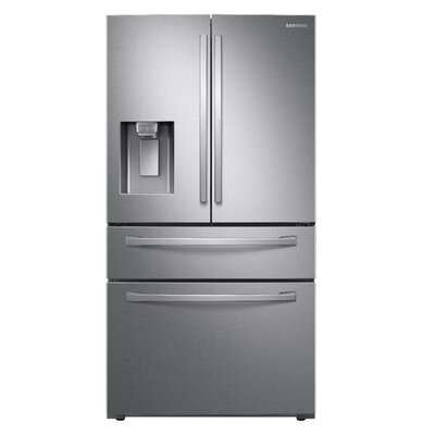 27.8 cu. ft. French Door Refrigerator with FlexZone Drawer Samsung