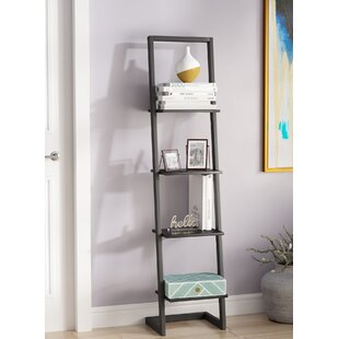 Edwin Leaning Ladder Bookcase by Zipcode Design No Copoun