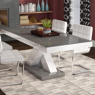 Walkersville Leaf Dining Table by Wade Logan #2t