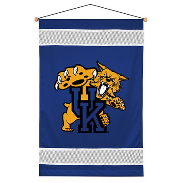 68 x 21 x 35 Blue Rico Industries NCAA Kentucky Wildcats UK Economy Grill Cover