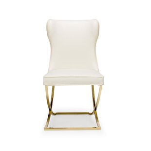 Derringer Upholstered Dining Chair (Set of 2)