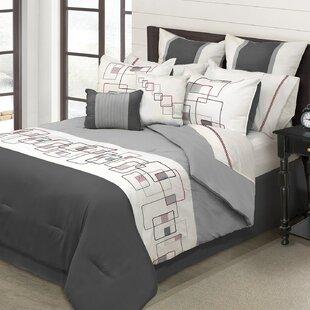 Berenice 8 Piece Comforter Set