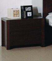 Metro 2 Drawer Nightstand by Hokku Designs