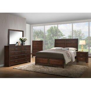 Wrought Studio Augusta Panel Configurable Bedroom Set