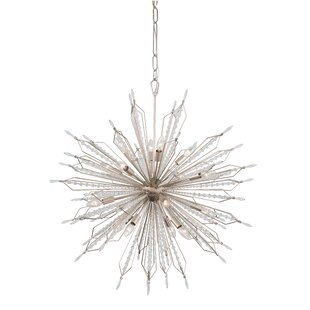 Varaluz Orbital 16-Light Sputnik Chandelier