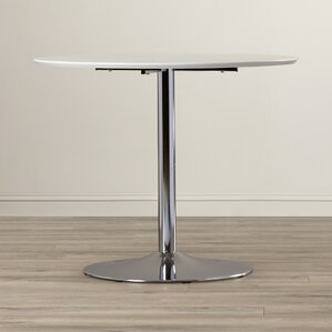 Ember Metal Base Dining Table by Zipcode Design