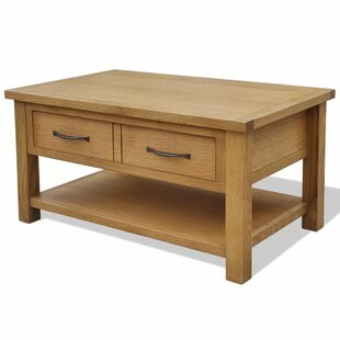 Calvin Coffee Table With Storage By Union Rustic